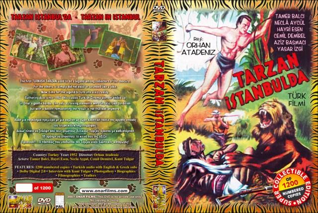 Tarzan İstanbul'da 1952-dvd-kabı