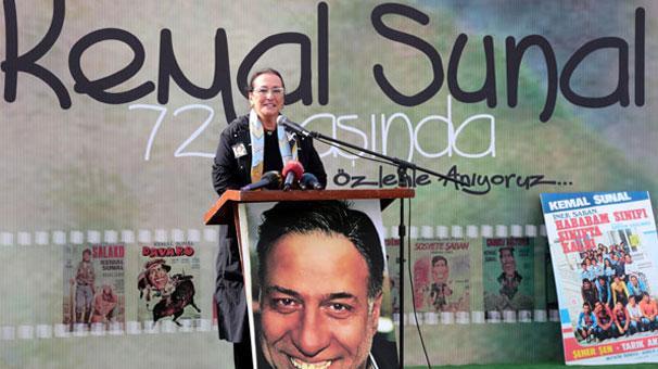 Kemal Sunal'a anma