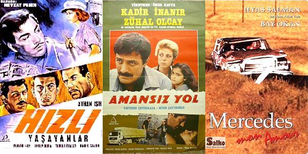 Yol filmleri türk sineması