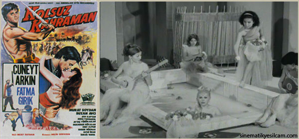 Kolsuz Kahraman ALPAGO (1966)