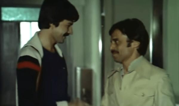 Başrollerini Müjde Ar ve Mahmut Cecher'in paylaştığı 1976 yılı yapımı komedi filmi Gel Barışalım filmi