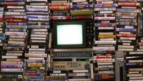 80ler ve video furyası