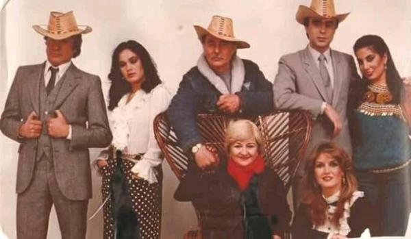80leri kasıp kavuran Dallas dizisinin gerçekleşmeyen yerli versiyonu ve Güneş Gazetesinde yayınanlan ve o zaman düşünülen kadronun fotoğrafı