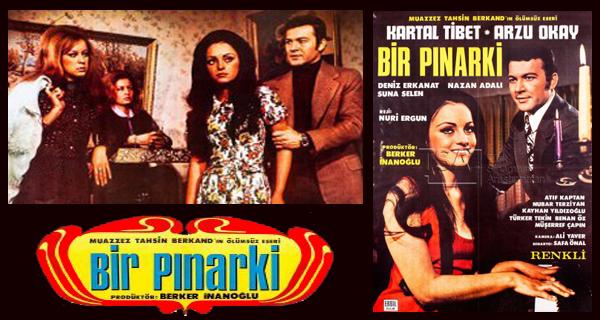 1972 yapımı Bir Pınar Ki filmi...
