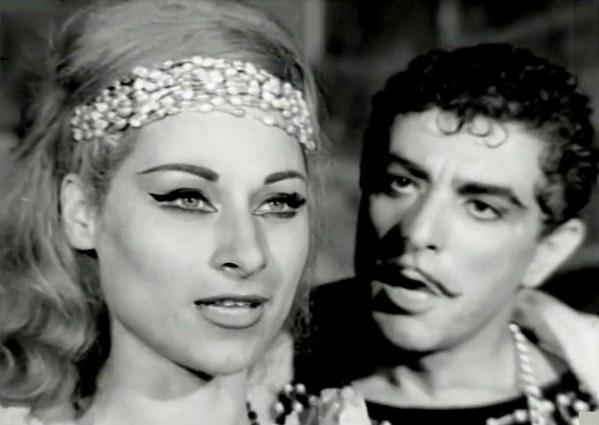 Gülbin Eray 1966 Film Karelerinde Yeşilçam