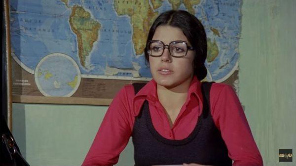 Semra Hoca Hababam Sınıfı Sınıfta Kaldı