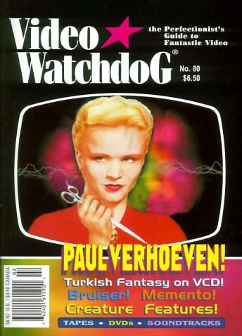 Video watch dog 80