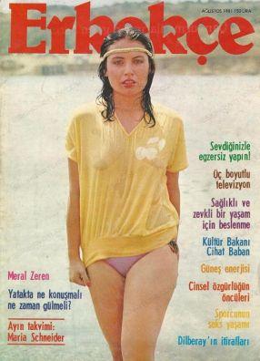 Bir porno film yıldızı Dilberay'ın İtirafları... Yeşilçam'ın Öteki Kadınları: Dilber Ay