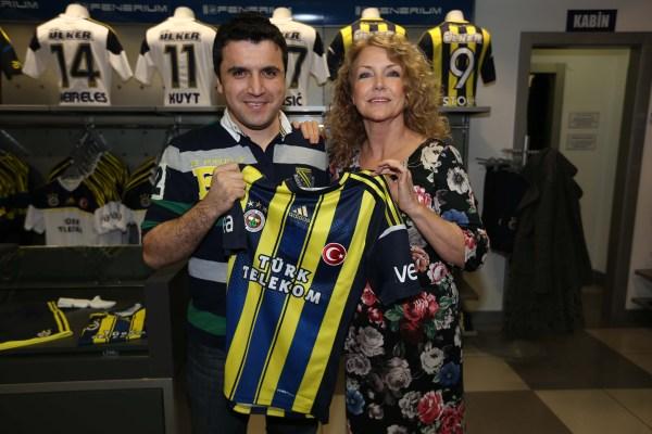 Ersin Demirel'in Suna Yıldızoğlu ile kariyeri, hedefleri ve Fenerbahçe üzerine konuştuğu ve 2014'de Fenerbahçe Dergsinde yayınlanan söyleşisi FENERIUM
