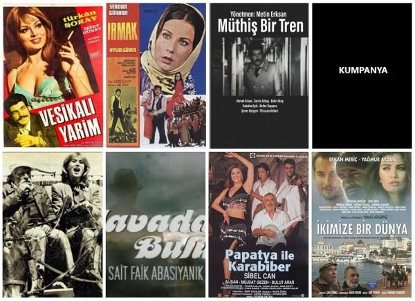 Sabahattin Bilgiç Sait Faik Abasıyanık'ın öykü ve romanlarından sinema ve TV'ye aktarılanları sayfalarımıza taşıdı