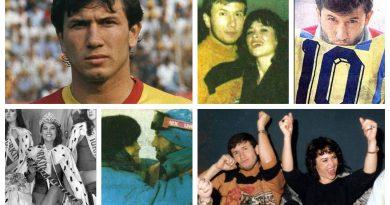 Futbol Dünyası ve Yeşilçam 3  – Yasak Aşk: Hülya Avşar & Tanju Çolak