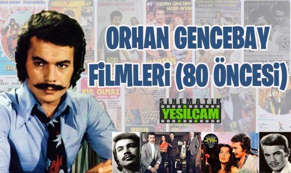 Orhan Gencebay Filmleri