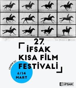 27. İFSAK Kısa Film Festivali - Afiş