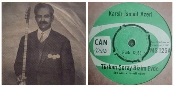 Karslı Aşık İsmail Azeri