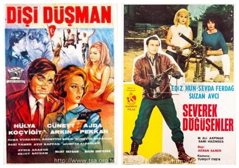Kıbrıs Filmleri 60lar