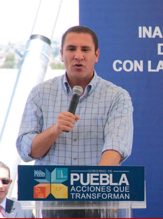 El gobierno de Rafael Moreno Valle enfrenta su peor crisis durante los tres año y cinco meses de gobierno. Foto: Cuartoscuro