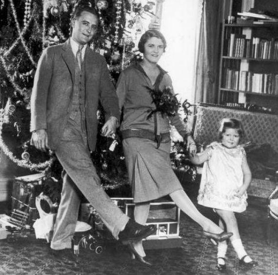 La familia Fitzgerald (Foto: Especial)