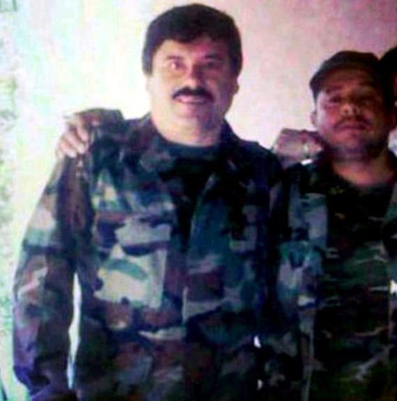 """La última foto conocida de """"El Chapo"""" Guzmán, posiblemente de 2012. La fecha no está confirmada; tampoco ninguna autoridad ha validado que se trate de él. Foto: Archivo"""