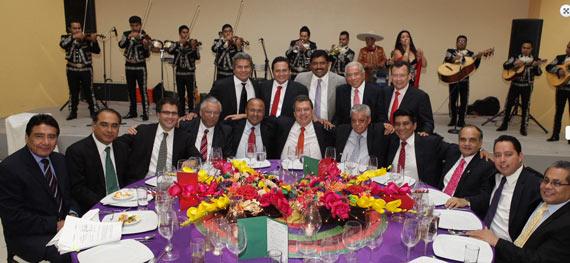 De fiesta. Foto: Gobierno de Guerrero