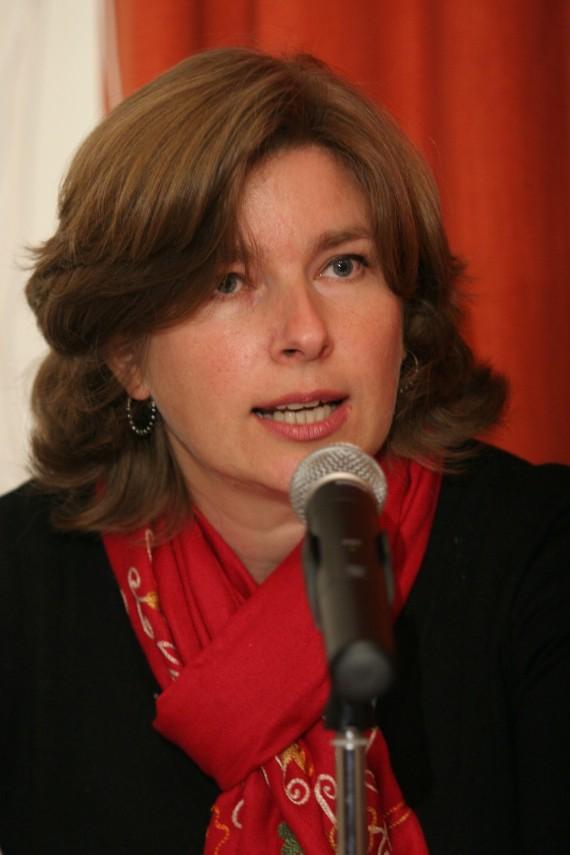 Agnieszka Raczynska. Foto: Cuartoscuro