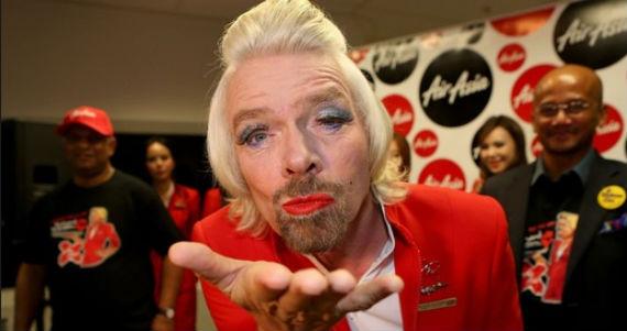 El dueño de Virgin. Foto: Archivo