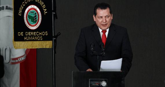 El ombudsman nacional llamó a a emprender acciones en materia de seguridad pública Foto: Cuartoscuro