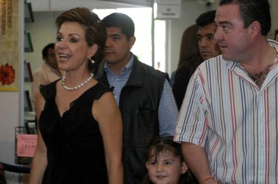 Manuel Bribiesca Sahagún y Martha Sahagún Jiménez. Foto: Cuartoscuro