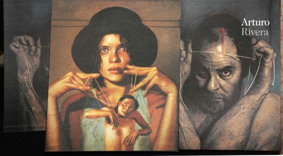 La pintura como destino y salvación. Foto: CONACULTA