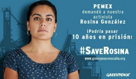 Foto: Twitter vía @greenpeace