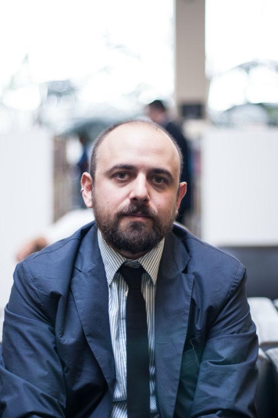 Para Federico Mastrogiovanni, la desaparición de una persona es la forma más horrible de terror. Foto: Francisco Cañedo, SinEmbargo