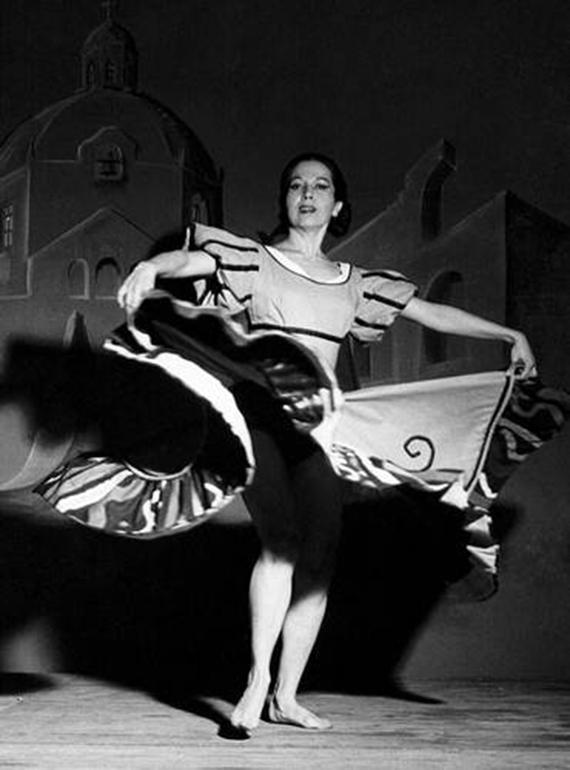 Amalia Hernández, legado de la danza folclórica