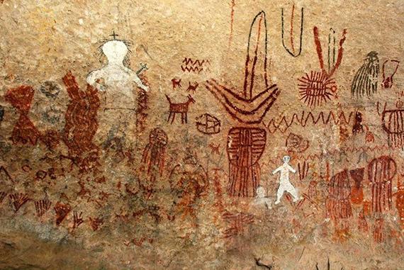 La Cueva de las Monas, Chihuahua.