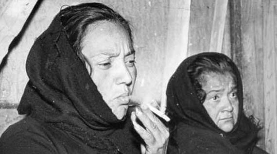 Las hermanas González Valenzuela.
