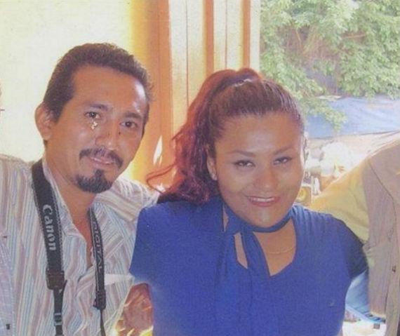 Gaby y Yolanda. Foto: Expediente