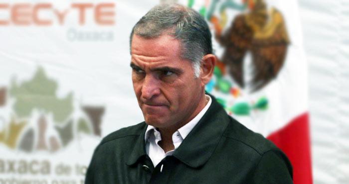 Gabino Cué Monteagudo, Gobernador de Oaxaca. Foto: Cuartoscuro