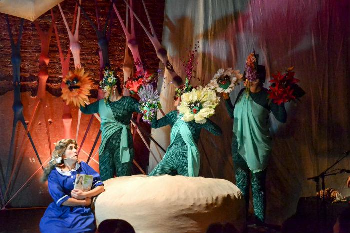 Las Reinas Chulas en un viaje hacia el humor crítico y política con vocación de género. Foto: Especial