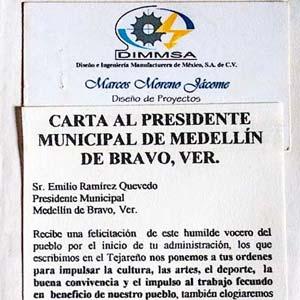 Ejemplar de <em>La Unión</em>. Foto: blog.expediente.mx