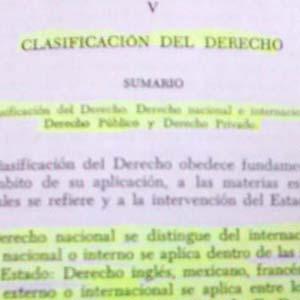 Alguno de los libros que gustaban a Moisés. Foto: blog.expediente.mx
