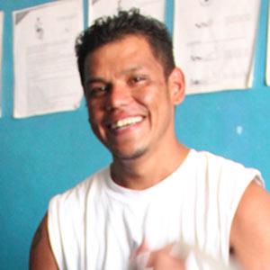Rony Alvarenga de Honduras.