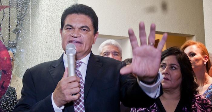 Mario López Valdez, Gobernador de Sinaloa. Foto: Cuartoscuro