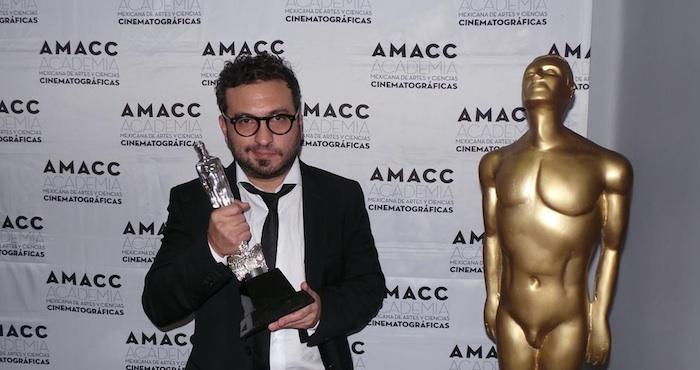 """Alonso Ruizpalacios como el Mejor Director por la película """"Güeros"""