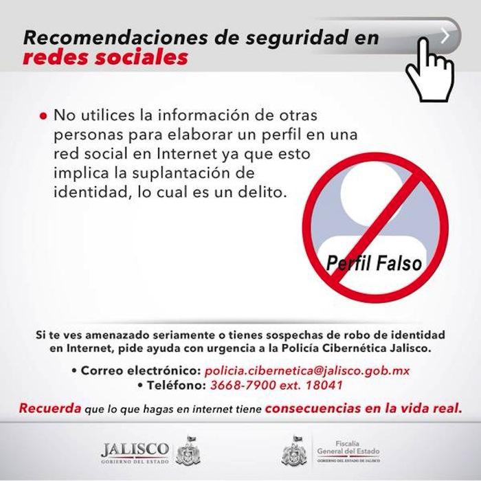 La Fiscalía emite recomendaciones para el uso de las redes sociales Foto: Especial