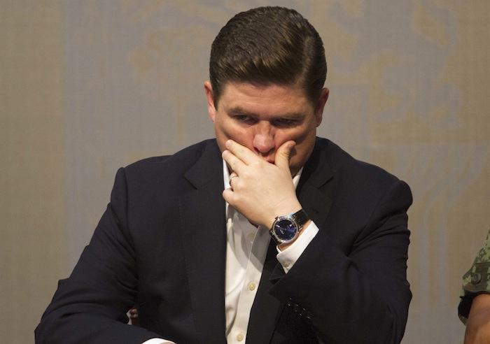 Rodrigo Medina de la Cruz, Gobernador de Nuevo León. Foto: Cuartoscuro