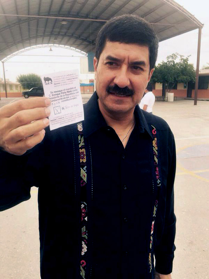 Foto: David Martínez, SinEmbargo