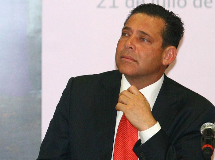 Eugenio Hernández Flores, ex Gobernador de Tamaulipas. Foto: Cuartoscuro