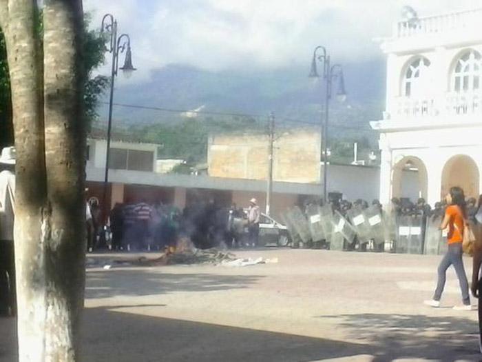 Quema-casillas-Oaxaca