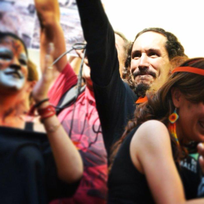 Antonio Franyuti es Presidente de Animal Heroes. Foto: Especial.