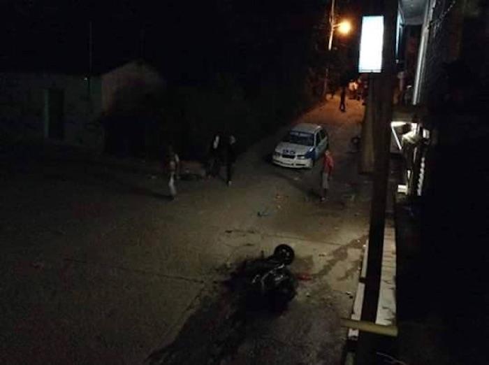 Policía Federal ingresa a Tlapa. Foto: José Ignacio de Alba