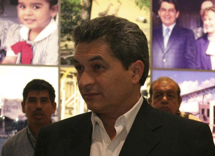 El ex Gobernador Tomás Yarrington Ruvalcaba, acusado de lavado de dinero. Foto: Cuartoscuro.