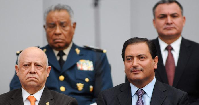 El panista Armando Reynoso Femat, ex Gobernador de Aguascalientes, fue detenido y posteriormente liberado Foto: Rodolfo Angulo, Cuartoscuro
